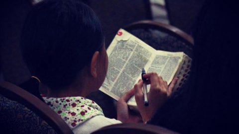 Pembinaan Rohani di Bogor