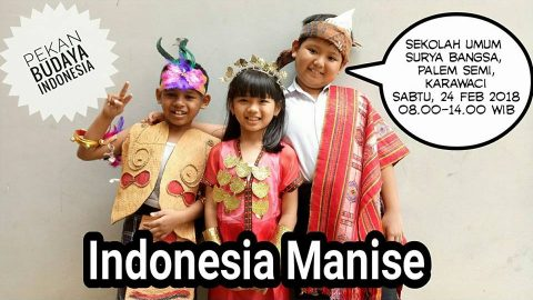 Pekan Budaya Indonesia
