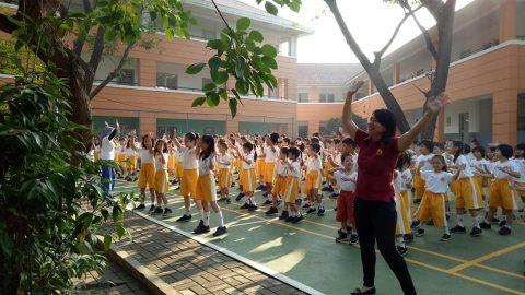 10 Manfaat Olahraga Bagi Anak