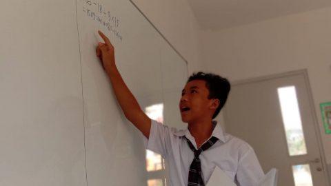 Belajar Matematika Dengan Menggunakan Metode Guide Discovery Learning