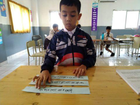 """Grade 3 """"Menghafal Surah An-Nasr dengan Menggunakan Konsep Puzzle"""""""