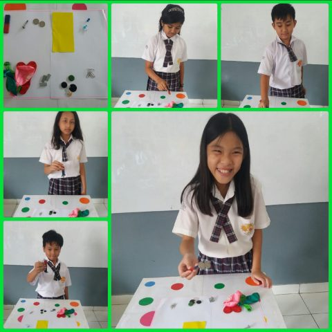 """Grade 5 """"Record the result about magnetic and non-magnetic materials with experiment"""""""