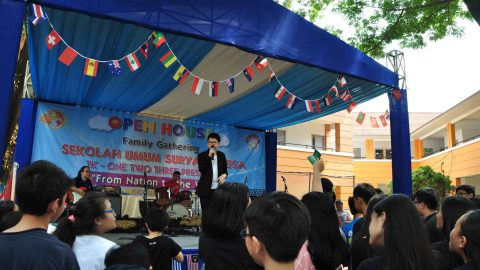 """Open House Palem Semi 2019 """"FROM NATION TO THE WORLD"""""""