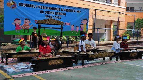 Assembly Performance & Parents' Day SD Surya Bangsa Palem Semi